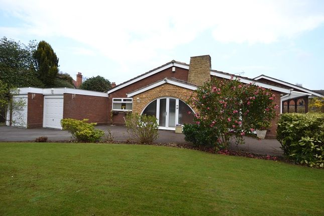Thumbnail Detached bungalow for sale in Moor Green Lane, Moseley, Birmingham