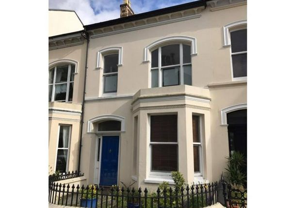 Thumbnail End terrace house to rent in Woodbourne Square, Douglas, Isle Of Man