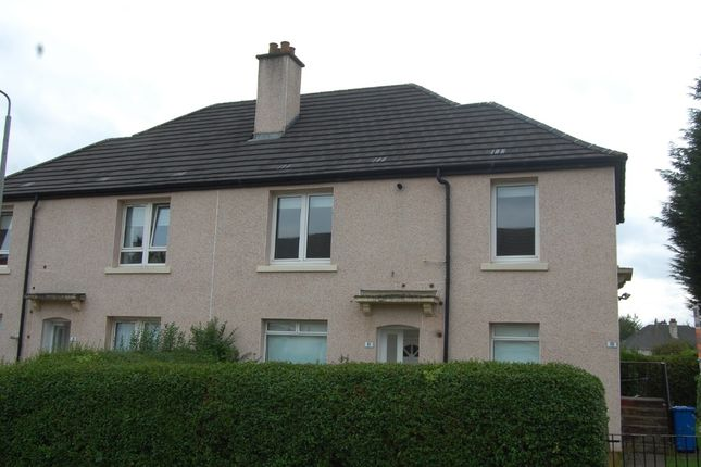 Thumbnail Flat to rent in Minstrel Road, Glasgow