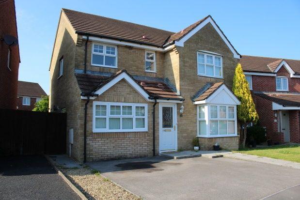 Thumbnail Property to rent in Coed Fedwen, Birchgrove, Swansea