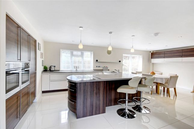 Thumbnail Detached house for sale in The Street, Cherhill, Calne, Wiltshire