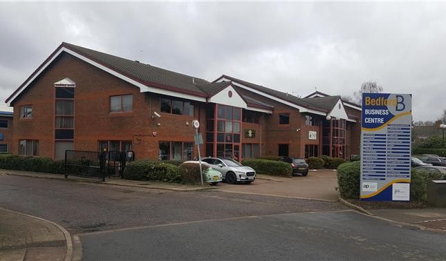 Thumbnail Commercial property for sale in Unit E, Bedford Business Centre, Mile Road, Bedford