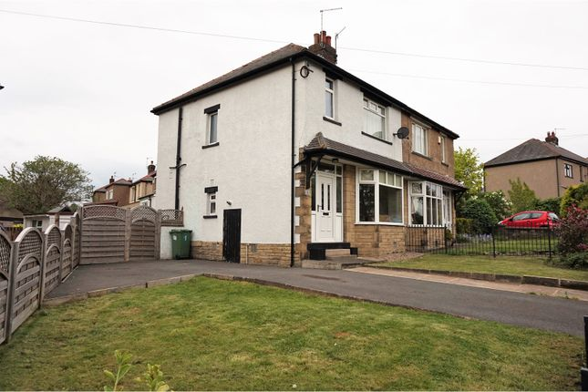 Thumbnail Semi-detached house to rent in Hill Crescent, Leeds