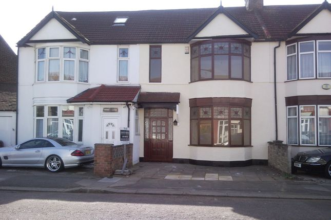 Thumbnail Terraced house for sale in Vernon Road, Seven Kings, Essex