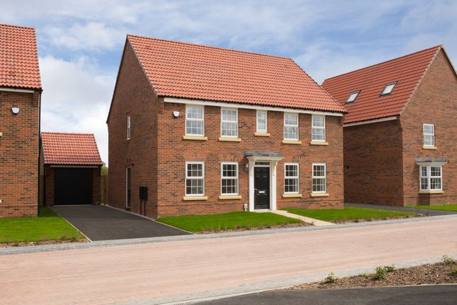 "Thumbnail Detached house for sale in ""Chelworth"" at Lowfield Road, Anlaby, Hull"