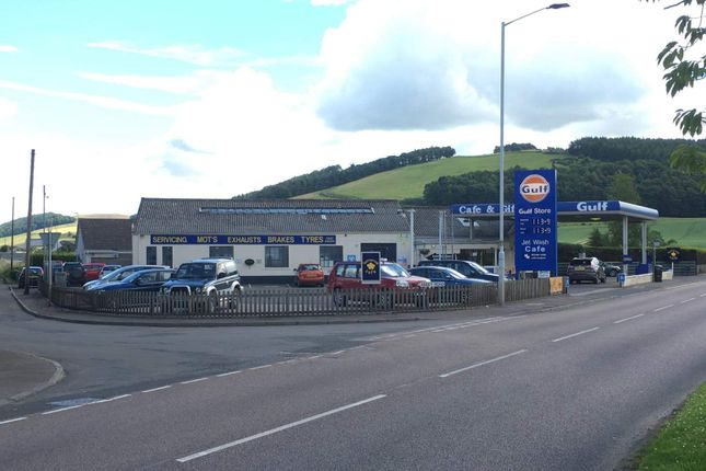 Thumbnail Retail premises for sale in East Port Garage Cupar Road, Newburgh