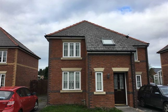 Thumbnail Detached house to rent in 72, Dol Y Felin, Abermule, Montgomery, Powys