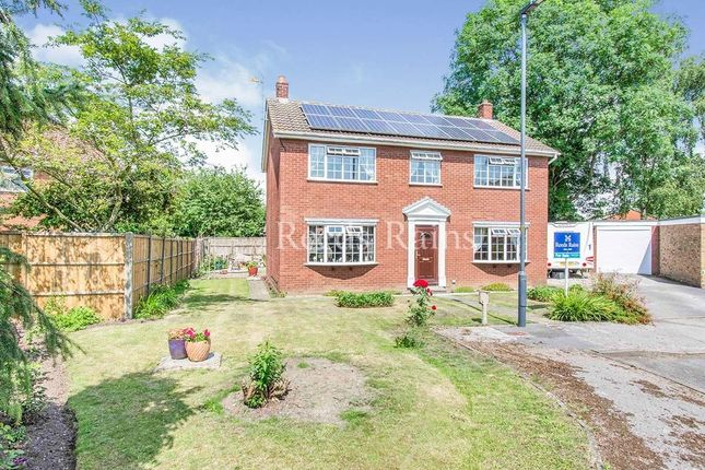 Thumbnail Detached house for sale in Chestnut Garth, Hemingbrough, Selby