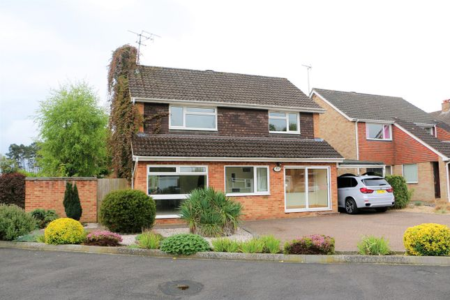 Thumbnail Detached house to rent in Mickle Hill, Sandhurst