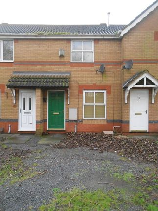 Thumbnail Terraced house to rent in Bluebell Close, Scunthorpe