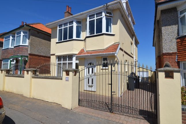 Thumbnail Detached house to rent in Lystra Road, Bournemouth