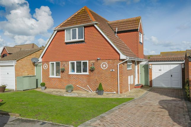Thumbnail Detached house for sale in Barrington Crescent, Birchington