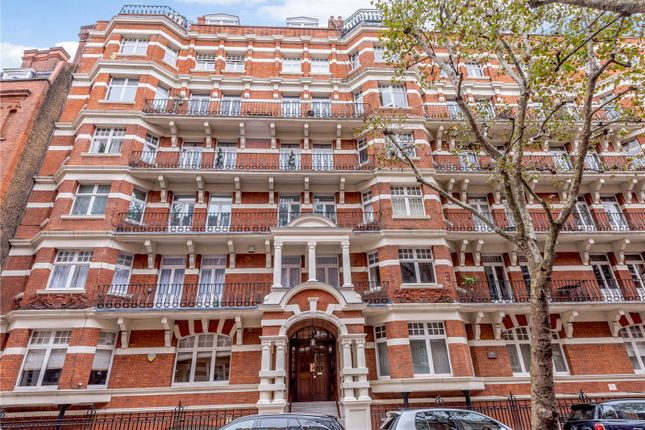 External of Cadogan Court, Draycott Avenue, London SW3