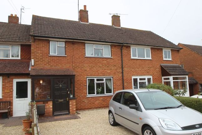 Thumbnail Terraced house for sale in East Green Drive, Stratford-Upon-Avon