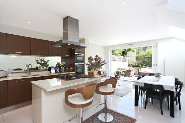 Thumbnail Terraced house to rent in Clancarty Road, Fulham, London
