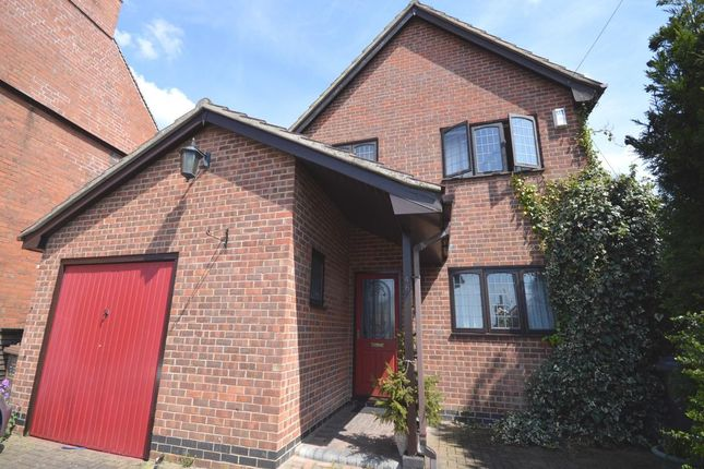 Thumbnail Detached house for sale in Meynell Street, Church Gresley, Swadlincote