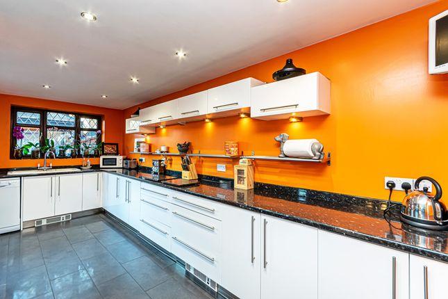 Kitchen of Barmouth Close, Callands, Warrington WA5