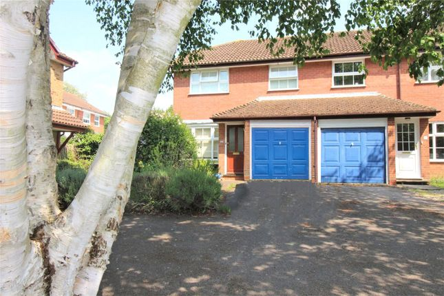 Thumbnail 3 bed semi-detached house to rent in Haydock Close, Alton, Hampshire