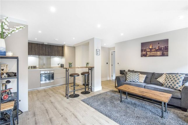 Thumbnail Flat for sale in Scholars Court, Chertsey Street, Guildford