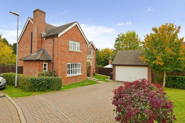 Thumbnail Detached house for sale in Ashtree Park, Horsehay, Telford