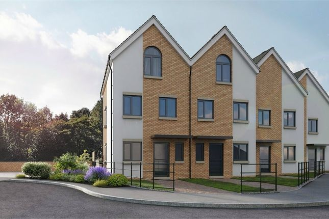 Thumbnail Town house for sale in Cresswell, The Embankment, Mexborough, South Yorkshire