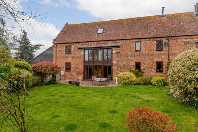 Thumbnail Barn conversion for sale in Station Road, Ripple, Tewkesbury