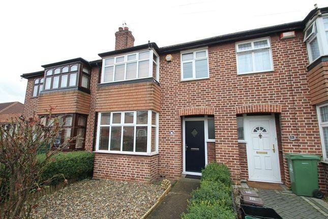Thumbnail Terraced house for sale in Bynon Avenue, Bexleyheath