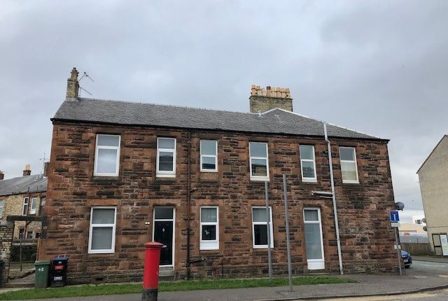 Thumbnail Flat to rent in 40 C Old Mill Road, Kilmarnock