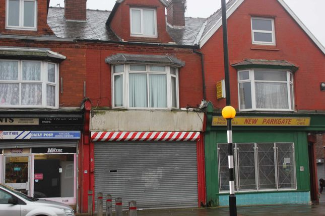 Thumbnail Retail premises for sale in Orrell Lane, Walton, Liverpool