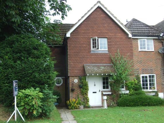 Thumbnail Semi-detached house for sale in George Hill, Blenheim Court, Robertsbridge, East Sussex