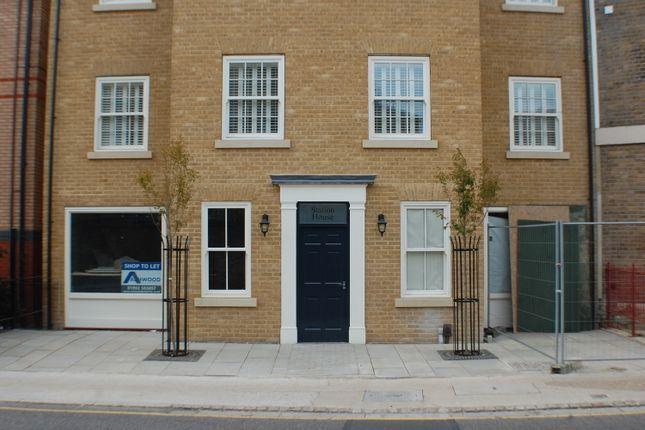 Thumbnail Block of flats to rent in Railway Street, Hertford