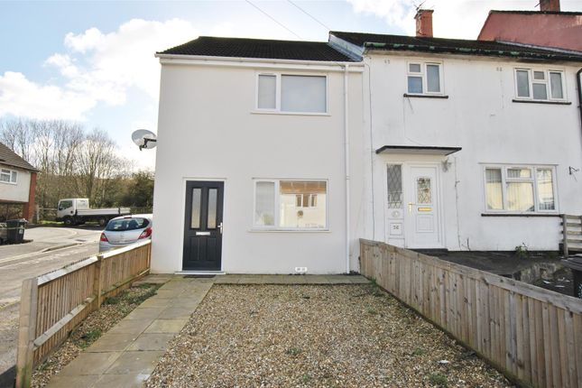 Thumbnail End terrace house for sale in The Groves, Bishport Avenue, Bristol