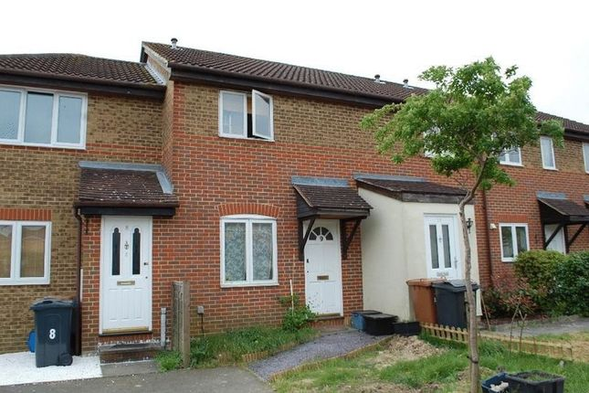 Thumbnail Terraced house to rent in Middlesborough Close, Stevenage