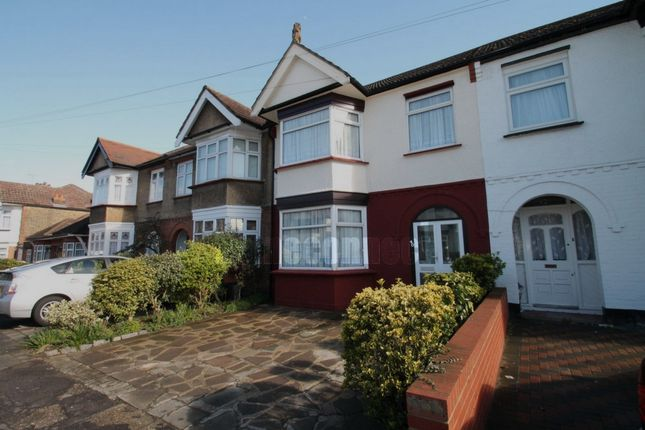 Thumbnail Terraced house to rent in St. Andrews Road, Ilford