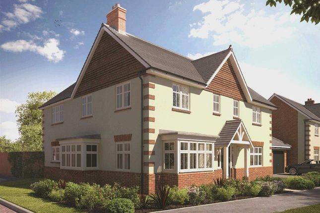 5 bed detached house for sale in Farriers Field, Upavon, Pewsey SN9