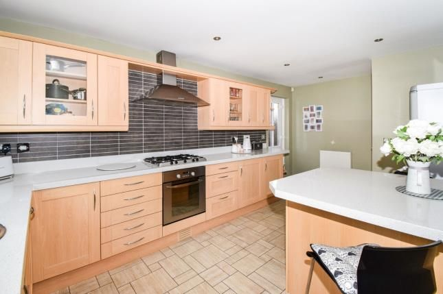 Kitchen of Donald Close, Thurmaston, Leicester, Leicestershire LE4