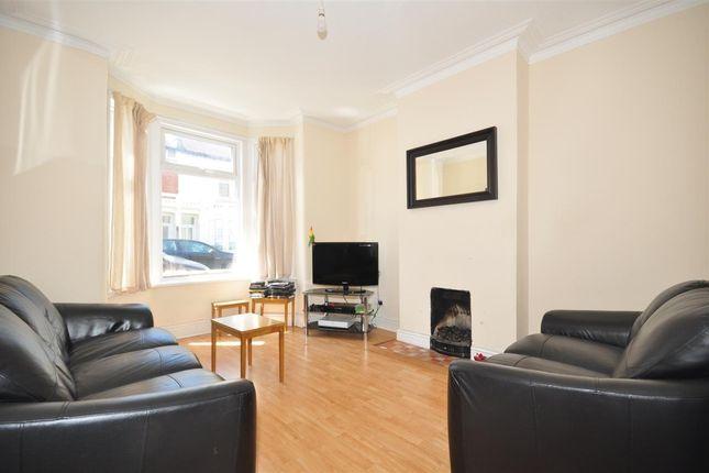 Thumbnail Semi-detached house to rent in Bramshott Road, Southsea