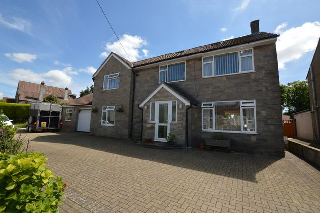 Thumbnail Detached house for sale in Wells Road, Chilcompton, Radstock