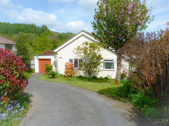 Thumbnail Detached bungalow for sale in Ellersdown Lane, Brushford, Dulverton