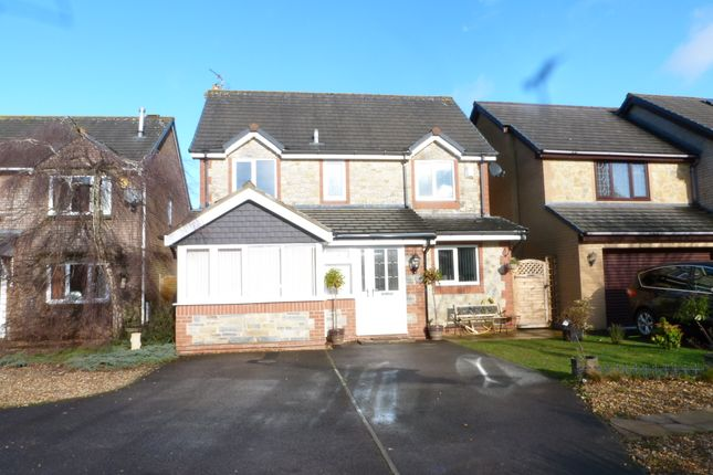 Thumbnail Detached house for sale in Long Croft, Yate, Bristol