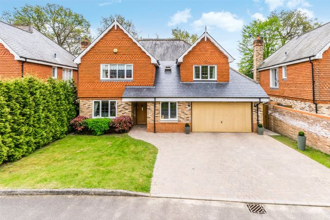 Thumbnail Detached house for sale in Brookwood Park, 119 Balcombe Road, Horley, Surrey