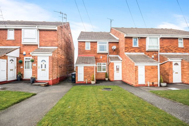 Thumbnail 1 bed flat for sale in Grosvenor Road, Dudley