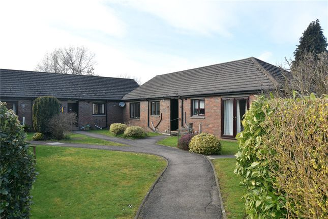 Thumbnail Bungalow for sale in Wakeford Court, Silchester Road, Pamber Heath, Tadley