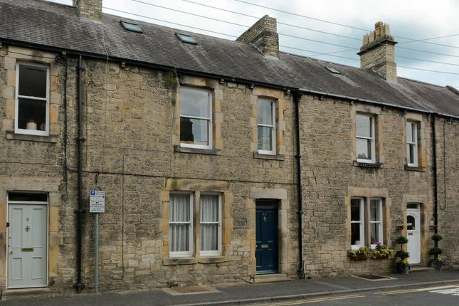 Thumbnail Terraced house to rent in 10 Watling Street, Corbridge, Northumberland