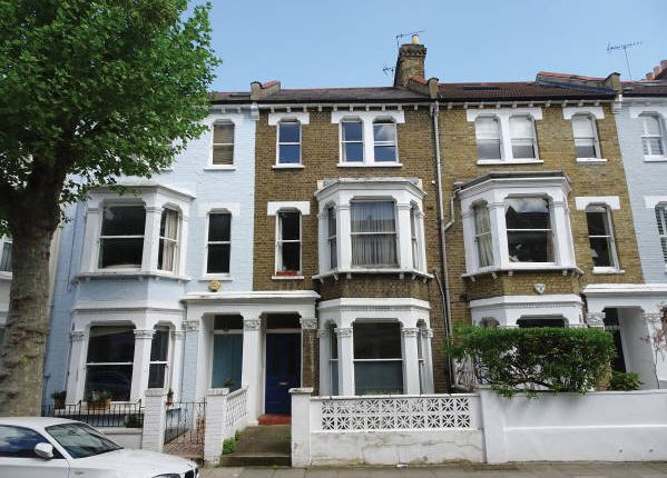 Thumbnail Terraced house for sale in Sterndale Road, London