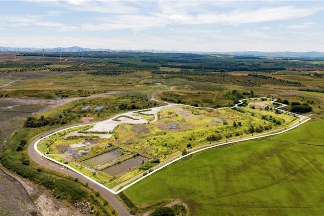 Thumbnail Land for sale in Former Coal Processing Yard, Damside, Near Allanton, Shotts, North Lanarkshire