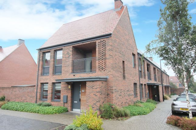 Thumbnail 2 bed terraced house for sale in Seebohm Mews, York, York, North Yorkshire