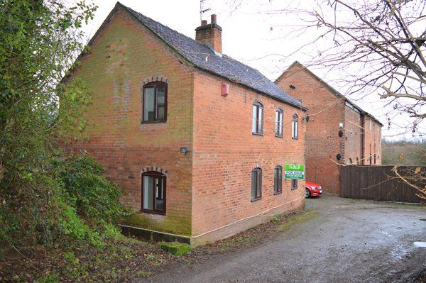 Thumbnail Detached house for sale in Mill Lane, Wollerton