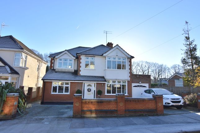 Thumbnail Detached house for sale in Hogarth Avenue, Brentwood