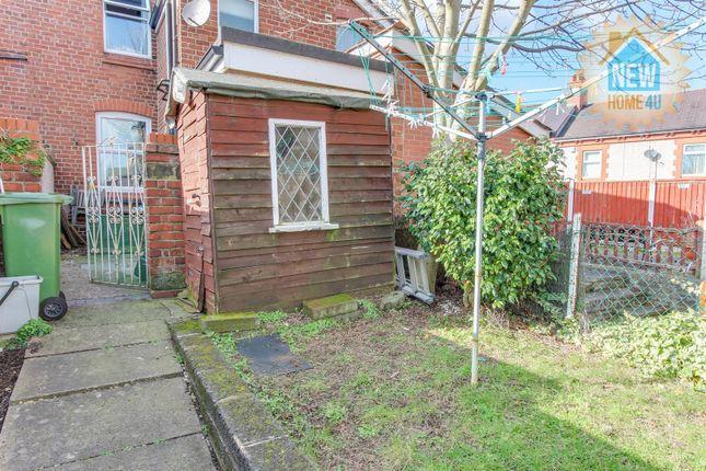 Outside Of Home: of Palmer Street, Wrexham LL13